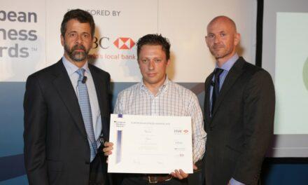 Recibimos el certificado que acredita a Bubok como representante español en los European Business Awards
