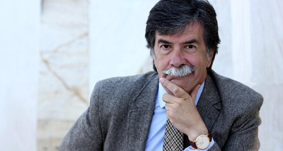 Lector del mes: Javier Urra, psicólogo y escritor
