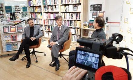 Ya está disponible en YouTube el encuentro A DOBLE ESPACIO con Javier Urra y Paulo Cosín