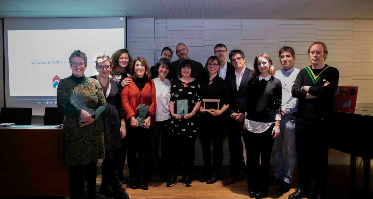 La Asociación de Librerías de Madrid entrega sus premios anuales