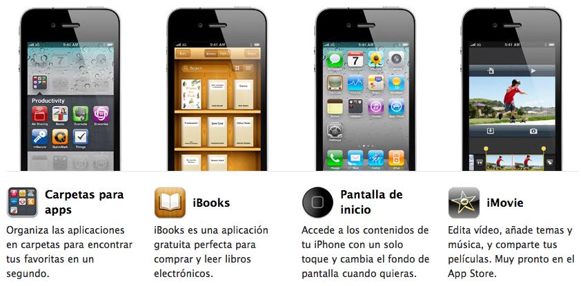 iPhone 4, el renovado móvil «lector» de Apple