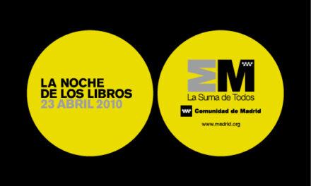 Bubok en la noche de los libros madrileña