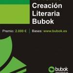 Ganador y finalista del Segundo Premio de Creación Literaria Bubok