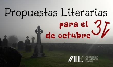 Propuestas literarias para el 31 de octubre