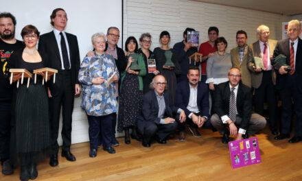 La Asociación de Librerías de Madrid presenta sus Premios 2019
