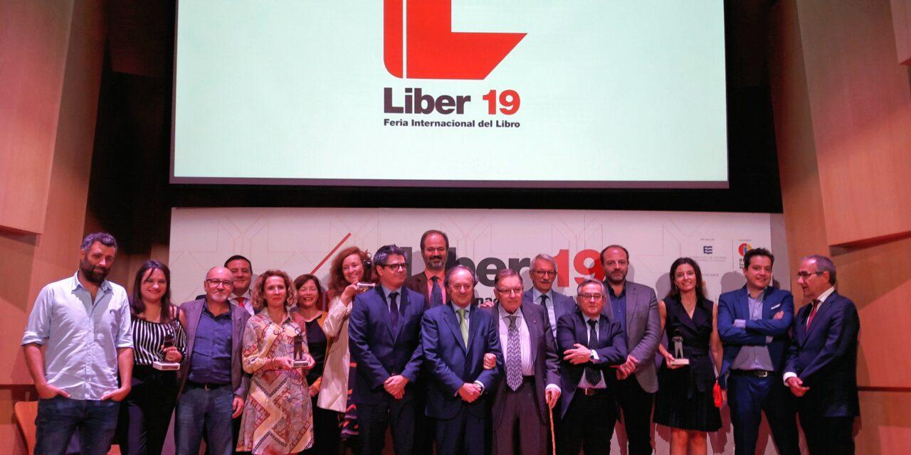 Premios LIBER 2019