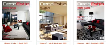 DecoEstilo Magazine ahora en Bubok