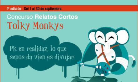 Lanzamos el Concurso de relatos «Cuentos de Personajes para Personajes Tolky Monkys»