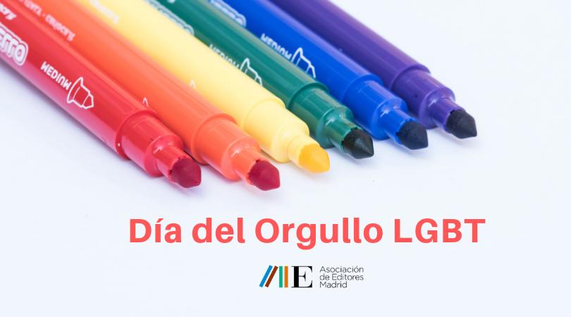 Propuestas Literarias para el Día del Orgullo LGBT