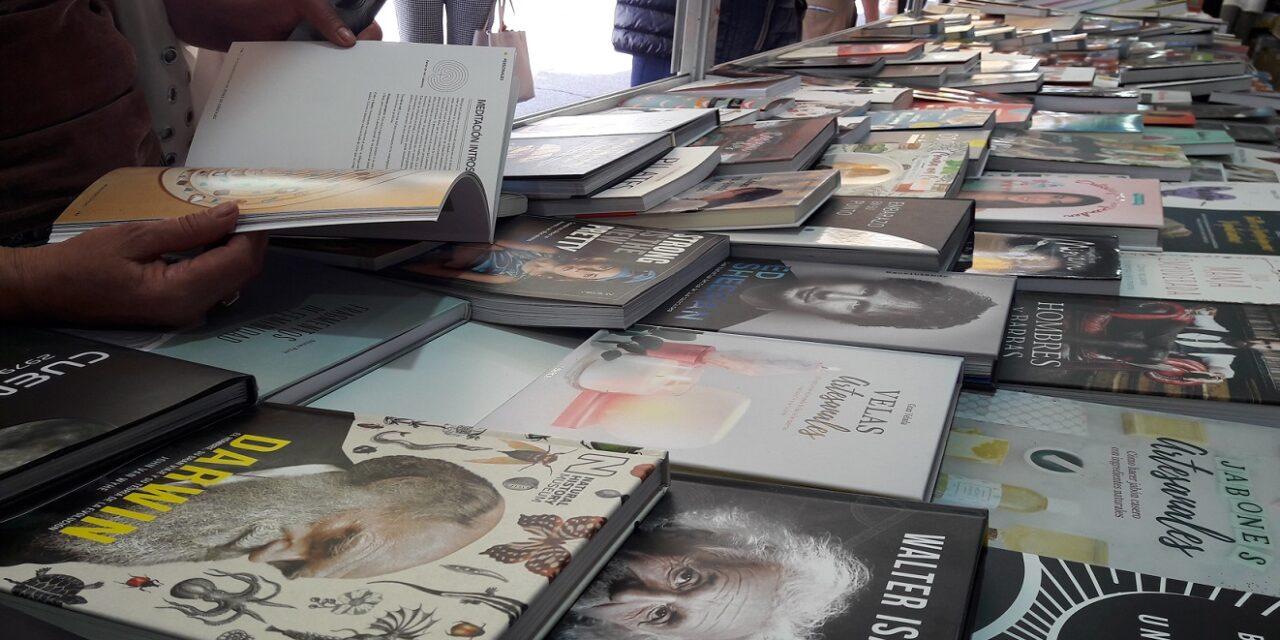 """""""La Feria del Libro de Madrid es la mejor campaña de lectura que existe. Hay que mimarla""""."""