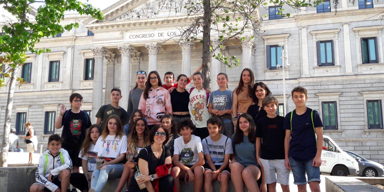 Los alumnos de El Cantizal disfrutan la Yincana del Concurso Escolar de Lectura
