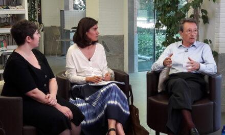 """Ya está disponible en YouTube el encuentro """"LA EDICIÓN EN TRES GENERACIONES"""", con Emiliano Martínez, Ofelia Grande y Elena Medel"""