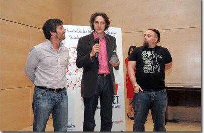 Premios de internet otorga a Bubok el premio a la mejor web