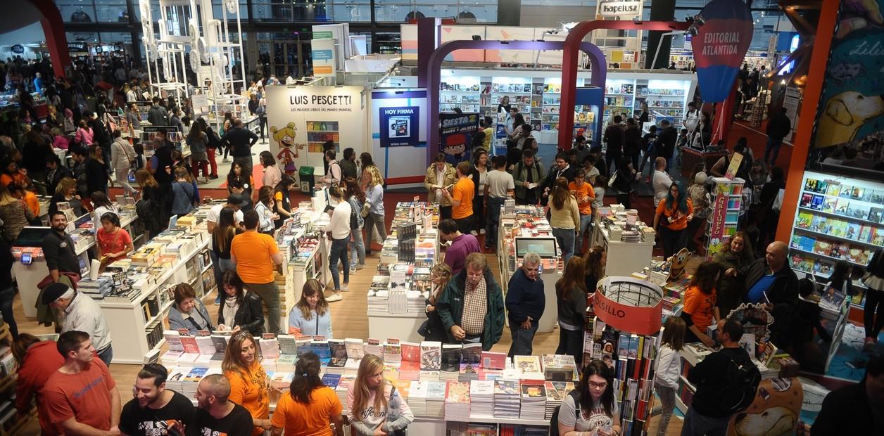 Balance de las Ferias del Libro de Buenos Aires y Bogotá