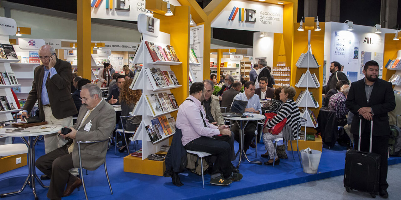 La Feria Internacional del Libro, LIBER, regresa a Madrid del 9 al 11 de octubre