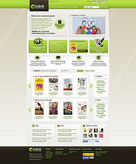 Nuevo diseño de Home Page. Tu opinión nos importa.