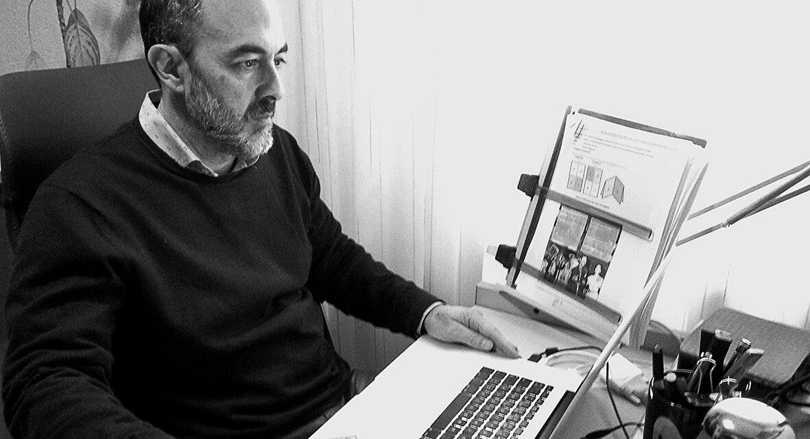 Entrevista con Antonio Iglesias, coordinador de diseño de Libros a la Calle