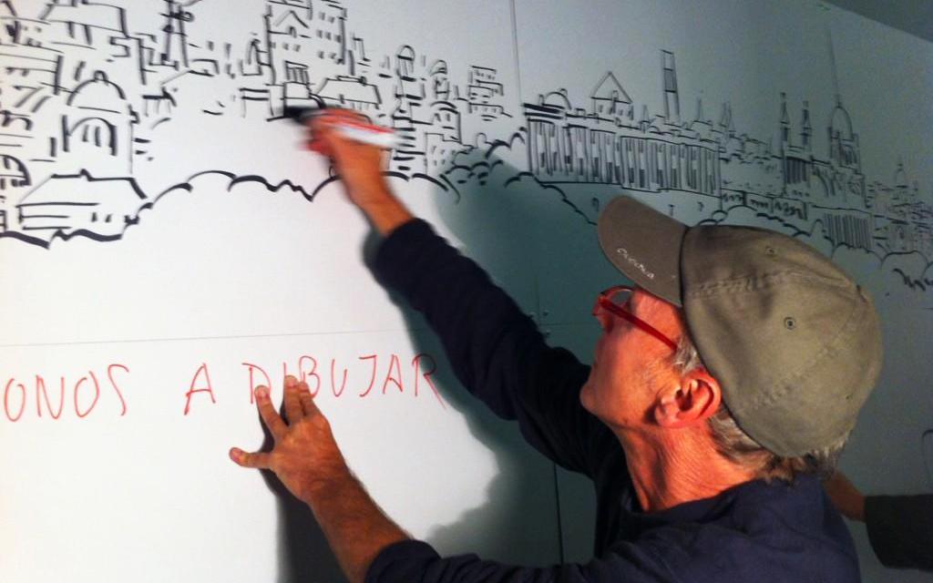 Entrevista con Jorge Arranz, ilustrador de Libros a la Calle