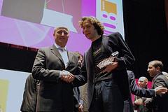 Bubok recibe el premio FICOD´08