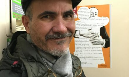 Entrevista con Fernando Vicente, ilustrador de Libros a la Calle