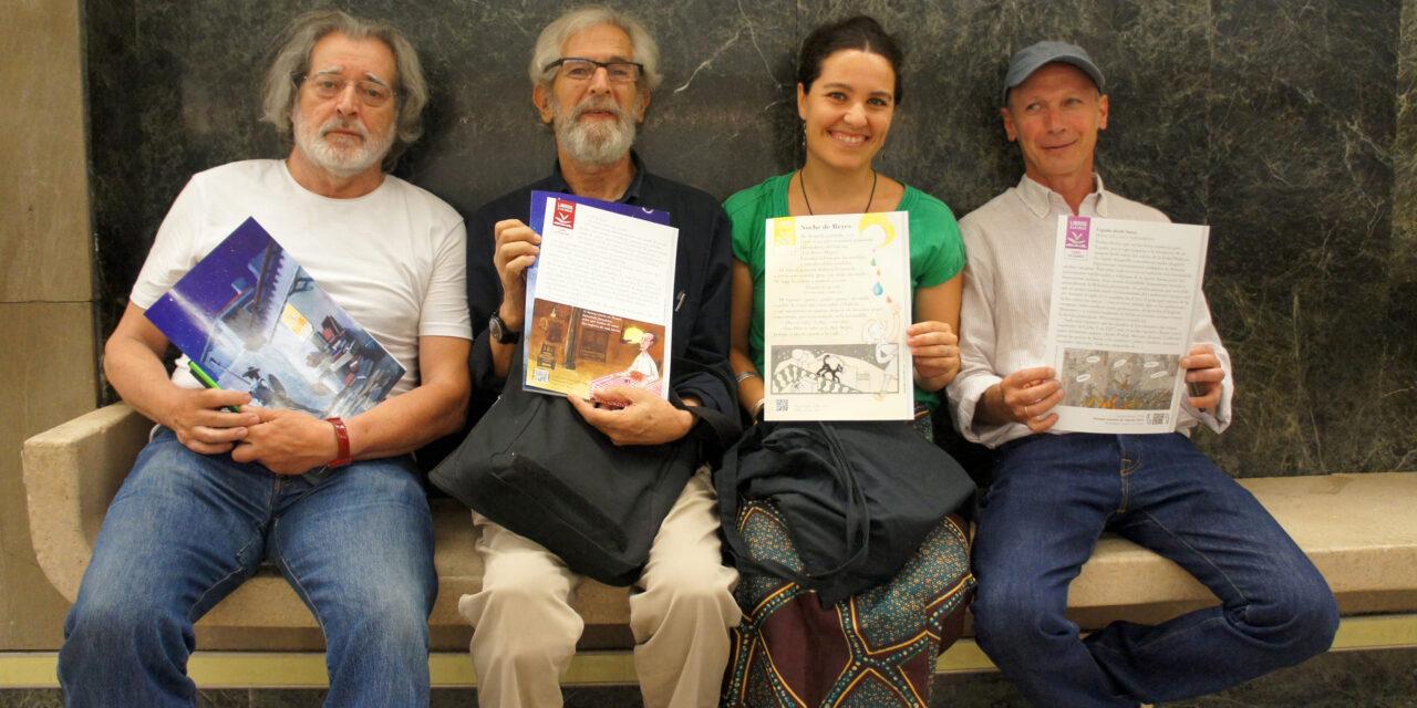 Entrevista a Marga Lliso del Hoyo, ilustradora de la Campaña Libros a la Calle