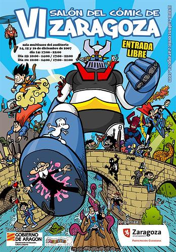Bubok en el Salón del Cómic de Zaragoza