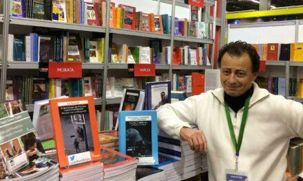 """Paulo Cosín, presidente de la Comisión de Pequeñas Editoriales de la AEM: """"Los verdaderos resultados de la FIL de Guadalajara se van a ver en 2019"""""""