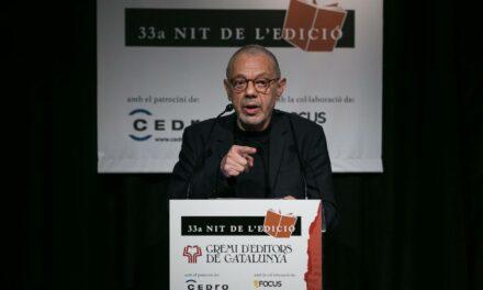 El Gremio de Editores de Cataluña celebra la Nit de l'Edició