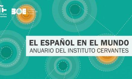 """El Instituto Cervantes presenta el estudio """"El español en el mundo"""" 2018"""