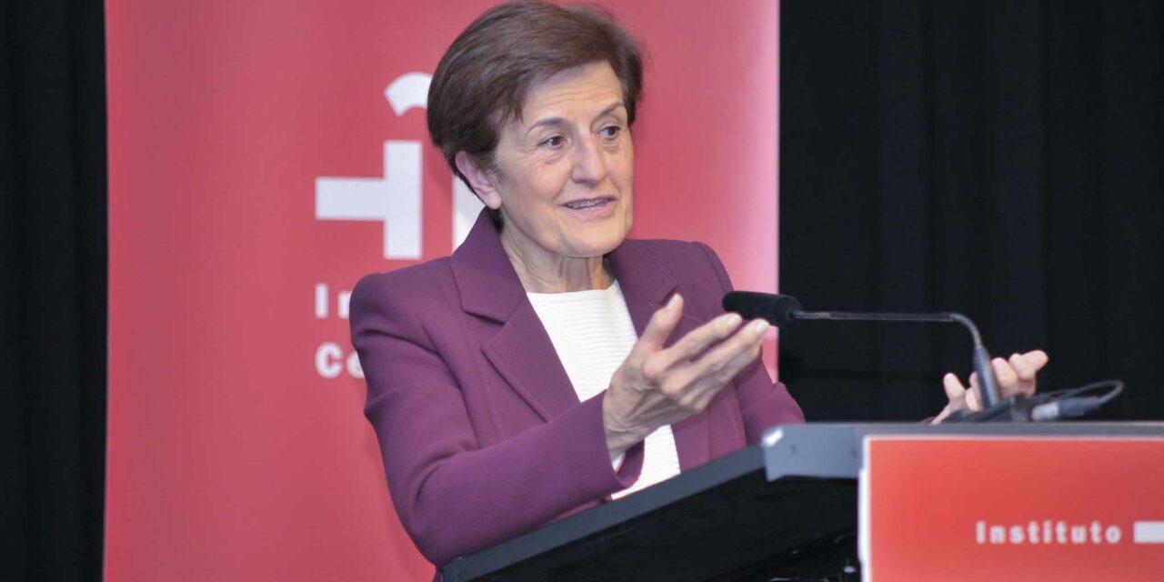 La Asociación de Editores de Madrid entrega el Premio Antonio de Sancha a la filósofa Adela Cortina