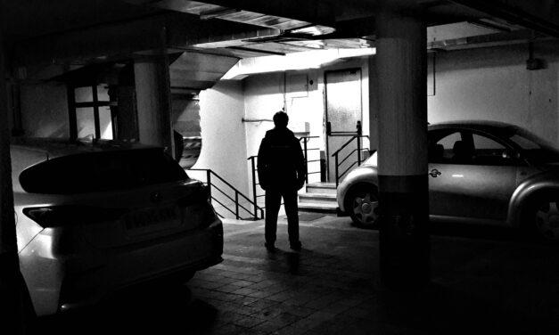 Un relato de terror de Javier González Alcocer