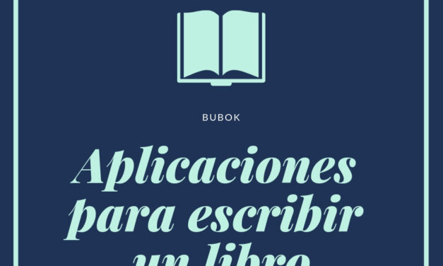Aplicaciones para escribir libros: estas son las mejores