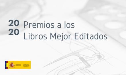 Premios a los Libros Mejor Editados en 2020