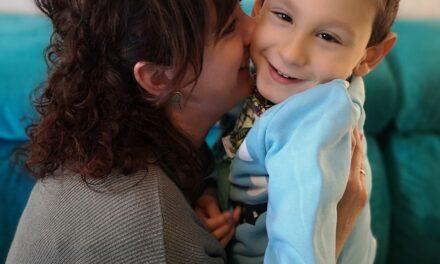 Almas Discapaciamadas: una mamá que homenajea a su niño