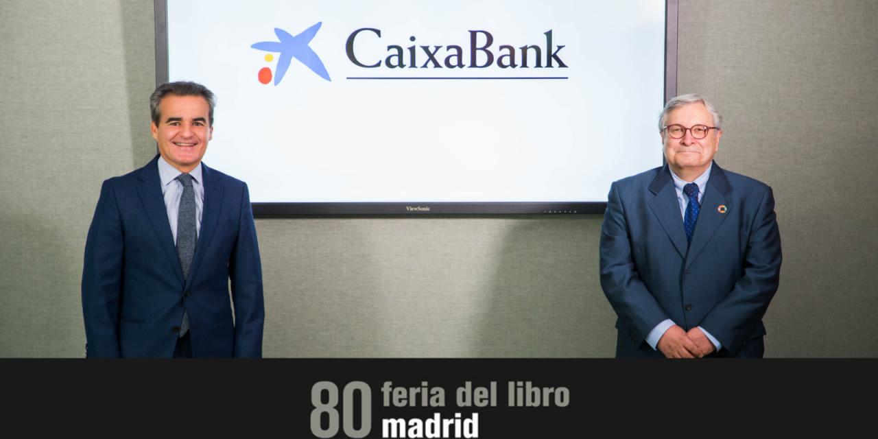 CaixaBank patrocinará la 80 Feria del Libro de Madrid