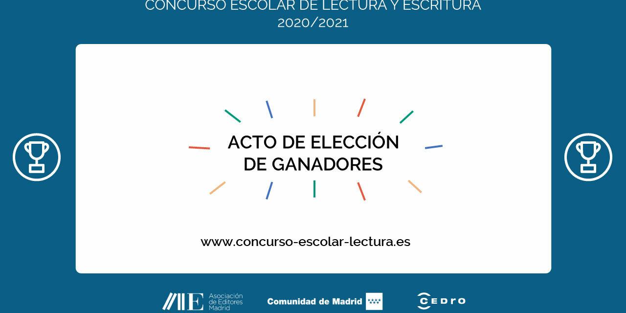 """Fallados los ganadores del Concurso de Lectura y Escritura """"Microrrelatos en el Aula"""" 2021 de la AEM"""