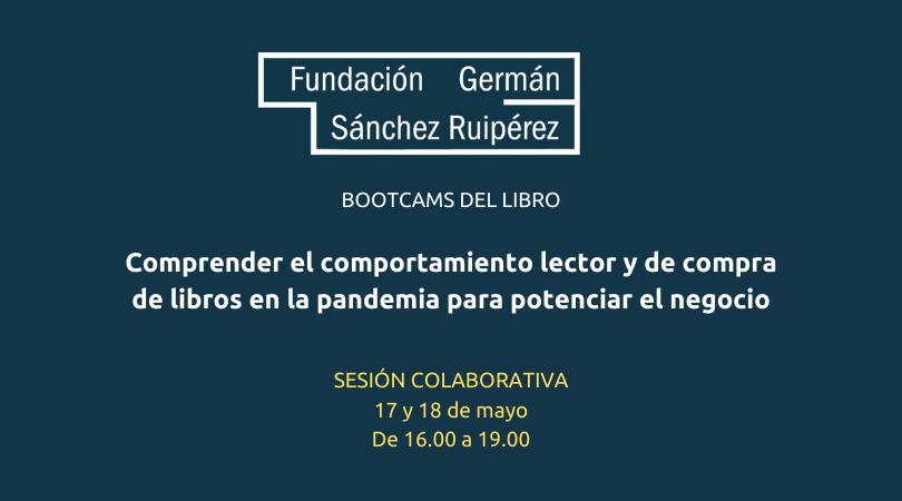 Sesión colaborativa de la Fundación Germán Sánchez Ruipérez