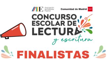 """Conoce a los finalistas del Concurso Escolar de Lectura y Escritura """"Microrrelatos en el Aula"""" 2020-2021"""