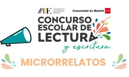 Ya están disponibles todos los microrrelatos del Concurso Escolar de Lectura y Escritura 2020 – 2021