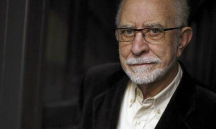 José María Merino, Premio CEDRO 2021 por su defensa de la cultura y de los derechos de autor