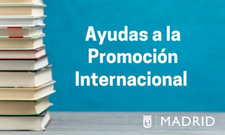 Abierta la convocatoria de subvenciones a editoriales para la promoción internacional