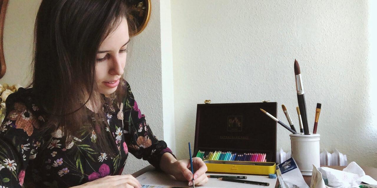 La ilustradora Andrea Reyes retratará a la librería ganadora del Concurso de Escaparates PORQUE #YOLEO