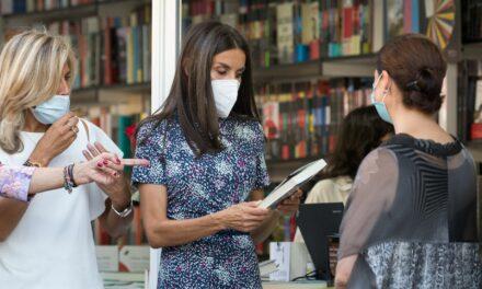 Su Majestad la Reina inauguró la 80ª Feria del Libro de Madrid