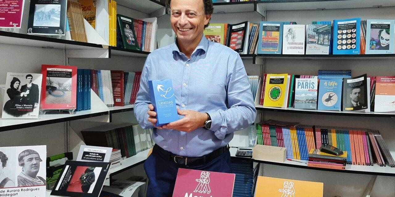 Ediciones Morata recibe el Premio Lealtad en la Feria del Libro de Madrid