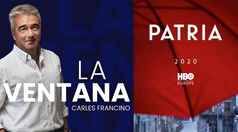Carles Francino y la serie 'Patria', de HBO, premios LIBER 2021