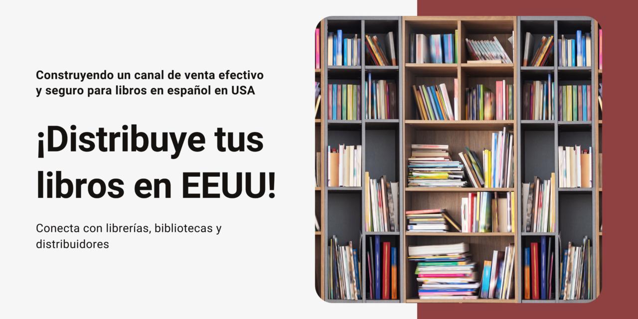 Nosotros no distribuimos millones de libros, solo cientos de miles de libros… Pero en español